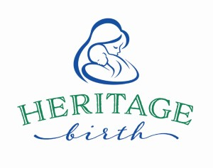 heritage birth logo